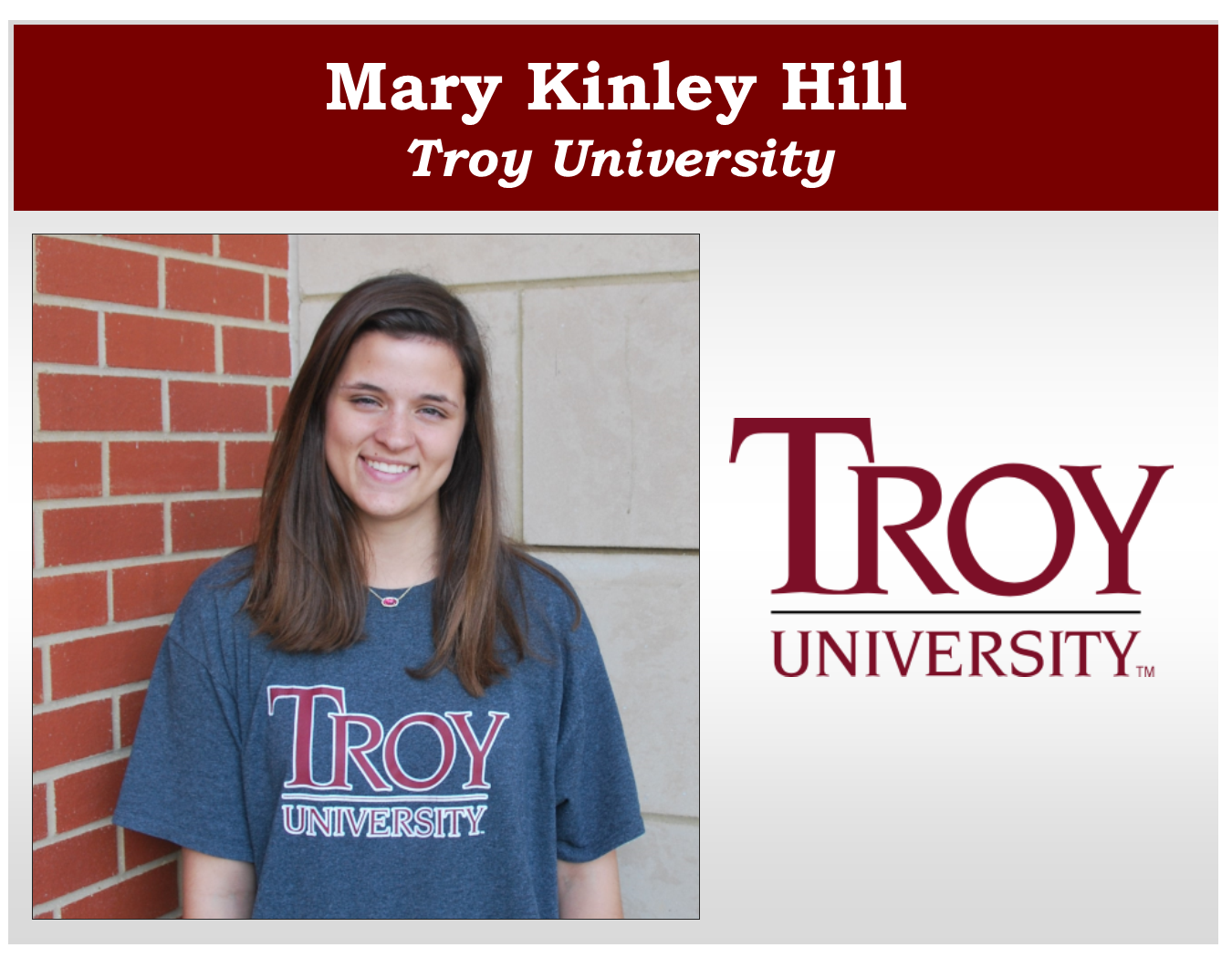 Mary Kinley Hill