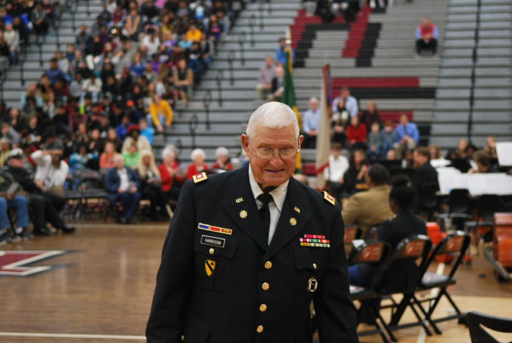 LTC Carl Harrison has faithfully served the Gadsden City School System for more than 40 years