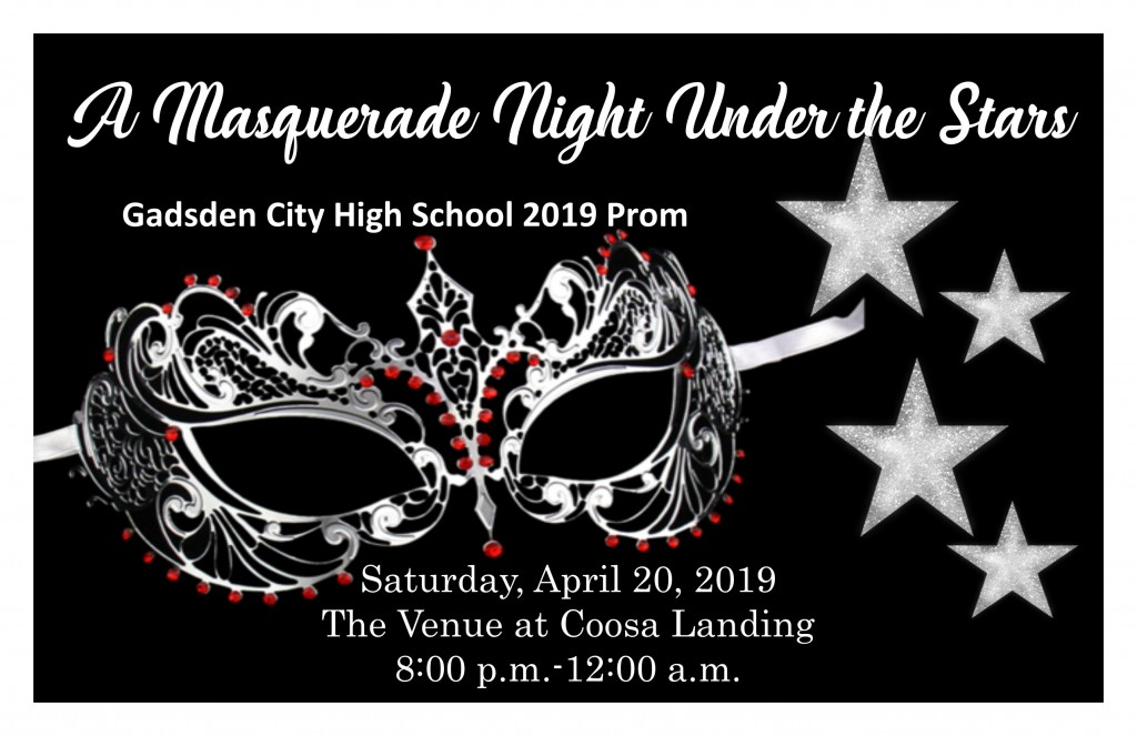 GCHS Prom Announcement