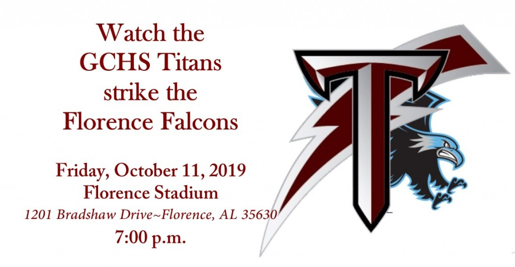 Titans Strike the Florence Falcons