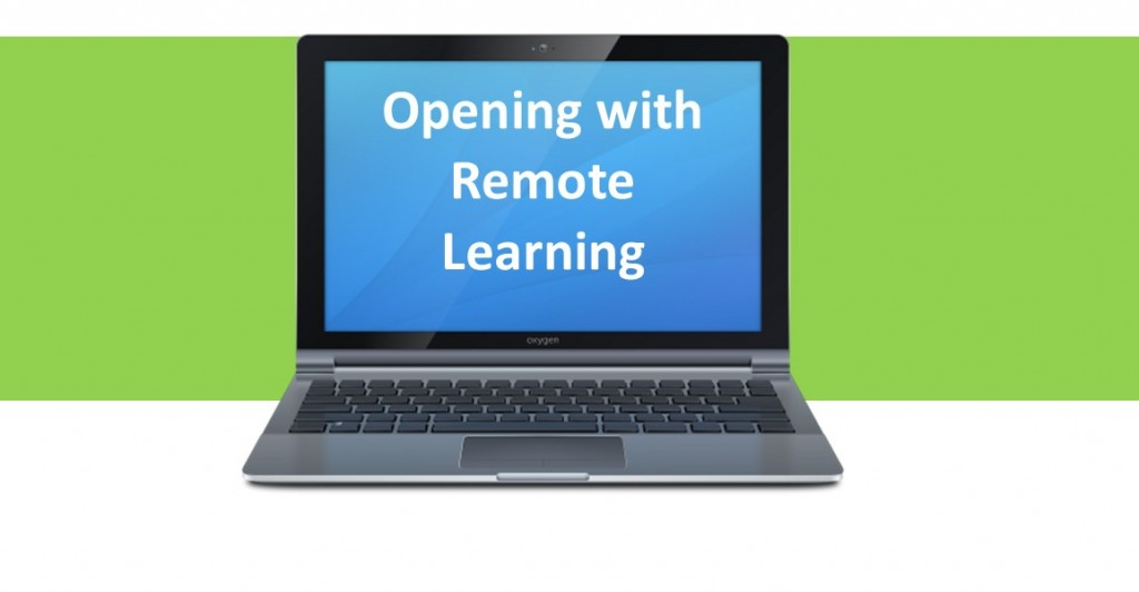 Pick-Up Schedule for Remote Learning
